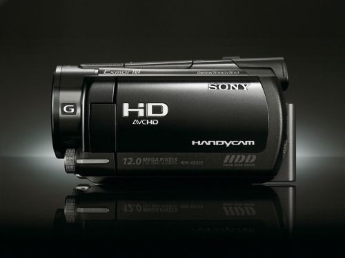 Sony HDR-XR520-Low Res
